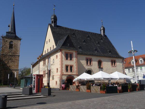 Rathaus in Sömmerda