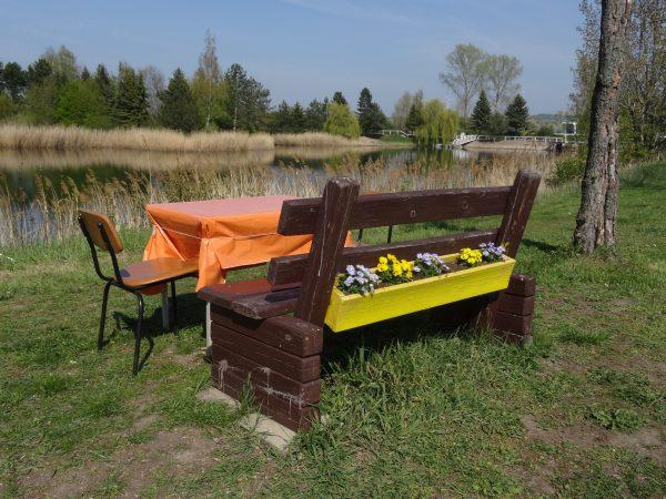 Freibad und Camping in Heldrungen