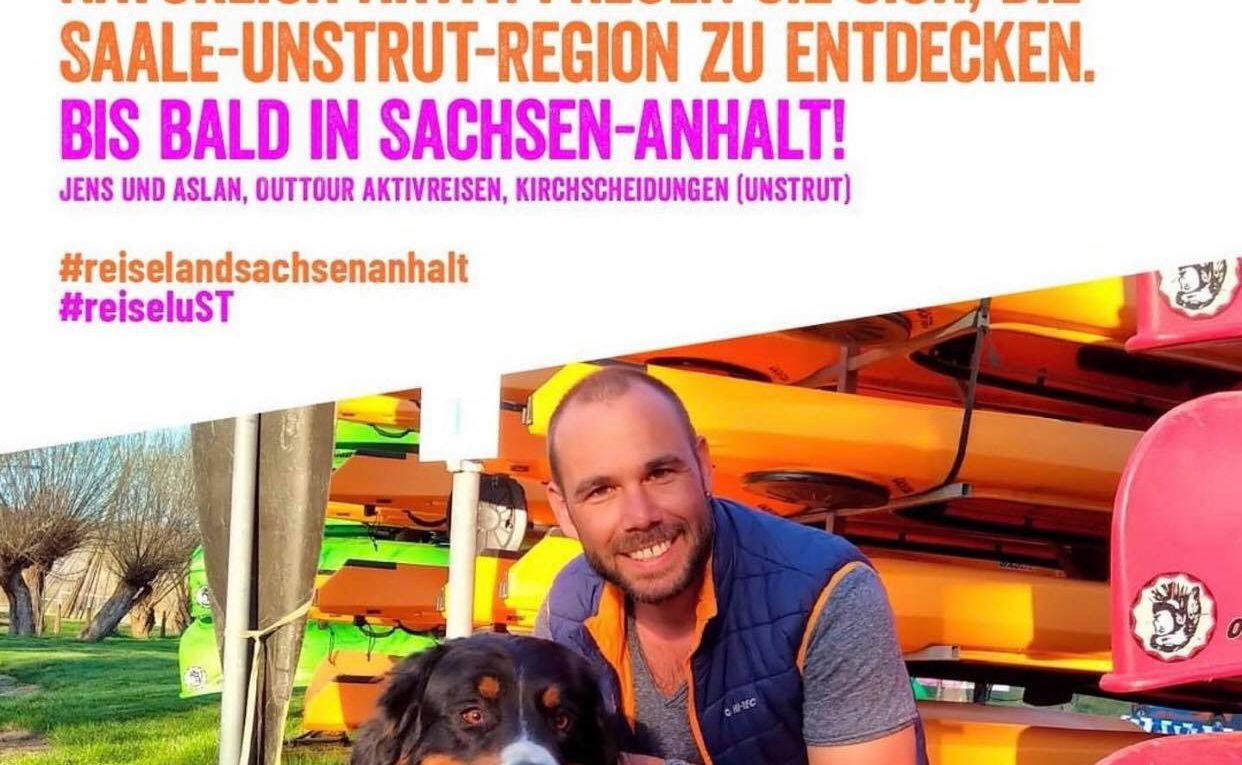 Bis Bald in Sachsen-Anhalt