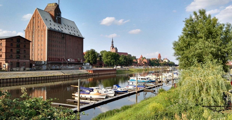 Blaues Band In Sachsen Anhalt Elbe Wassertourismus