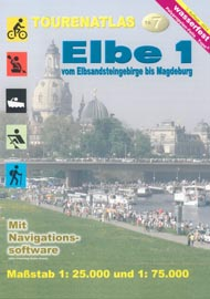 Tourenatlas TA7 Elbe 1