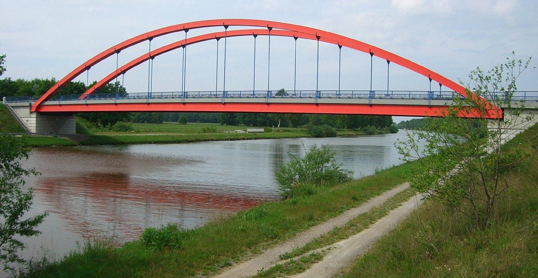 wasserstraßenkreuz magdeburg rothensee